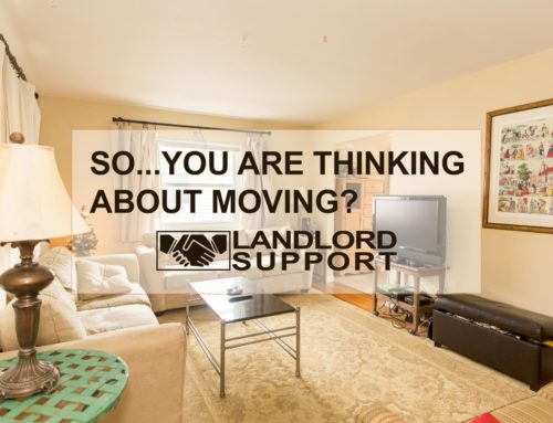 So… You Are Thinking About Moving?